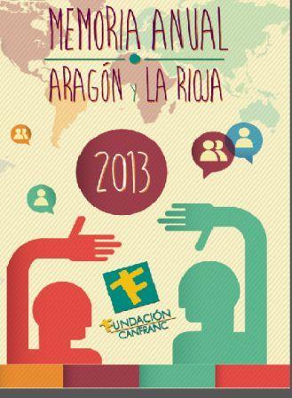 Memoria 2013 portada