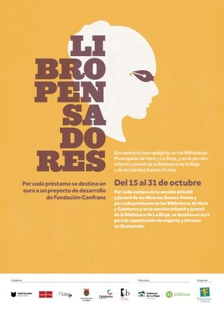 Libropensadores 2015 La Rioja Cartel WEB