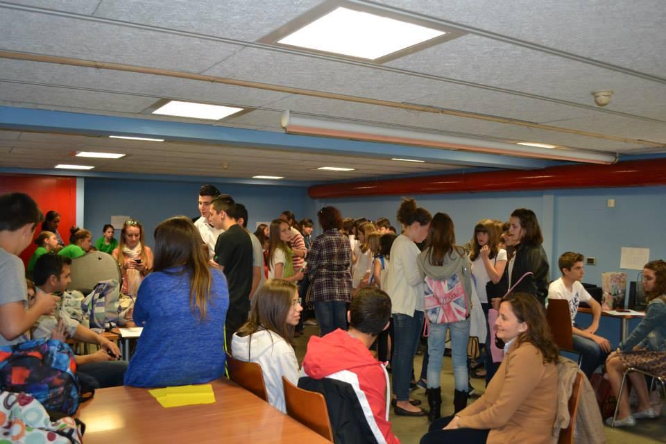Arrancamos con el mentoring para jóvenes en varios colegios de Zaragoza