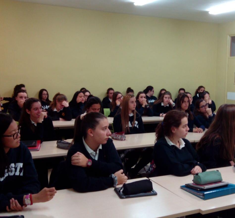 El Colegio Alcaste colabora con el apadrinamiento de refugiados