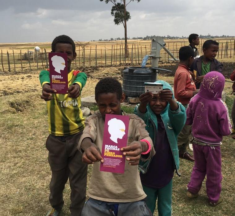 Trabajo en terreno para la puesta en marcha de 3 proyectos para mejorar la seguridad alimentaria en Gimbichu y Guten, Etiopía
