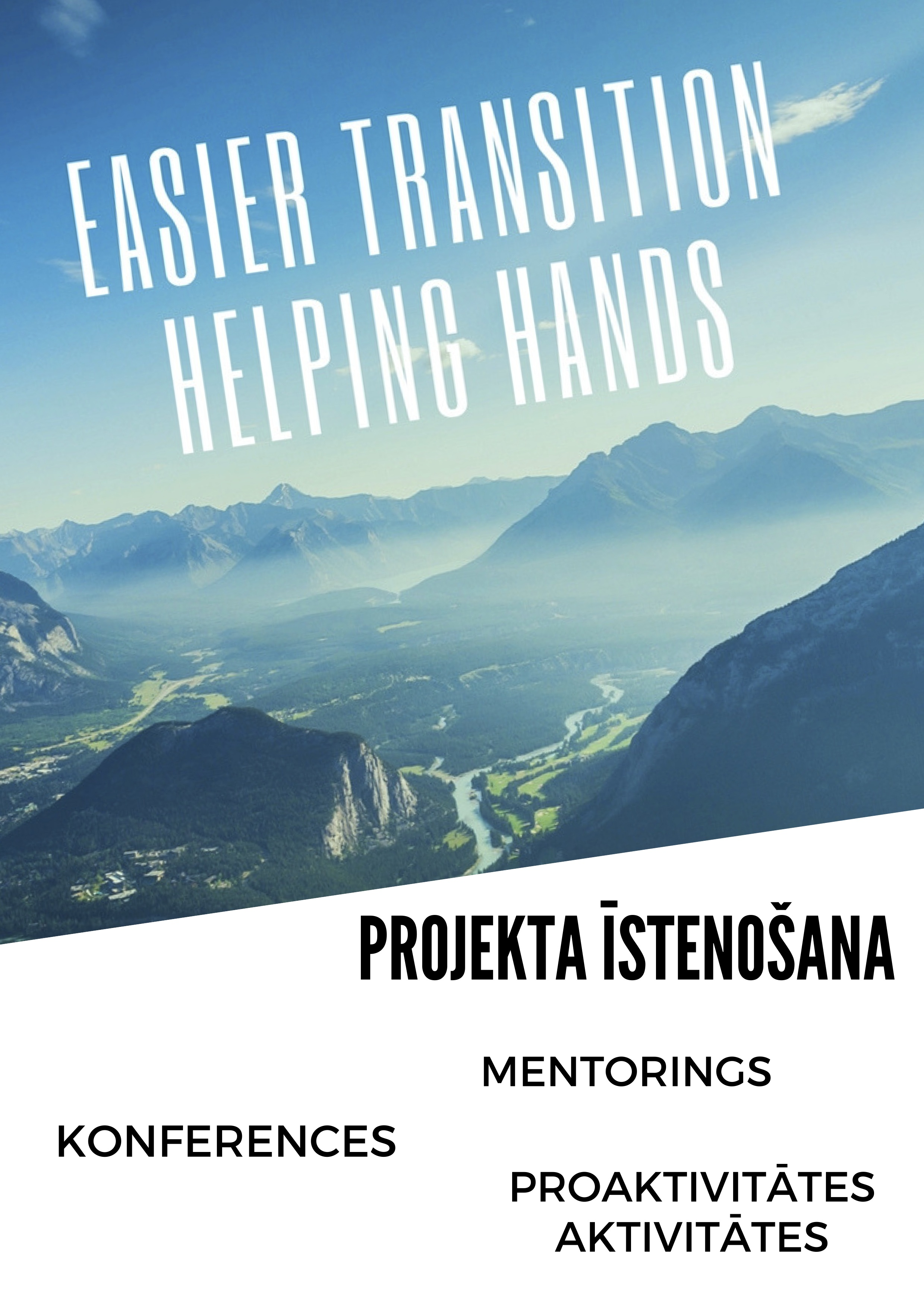 Easier Transition Helping Hands-3