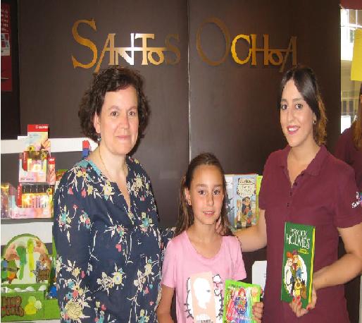 LibroPensadores 2017. Entrega 6 lotes de Libros gentiliza de Librerías Santos Ochoa